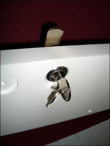 Zarcor Companionway Doors Locks