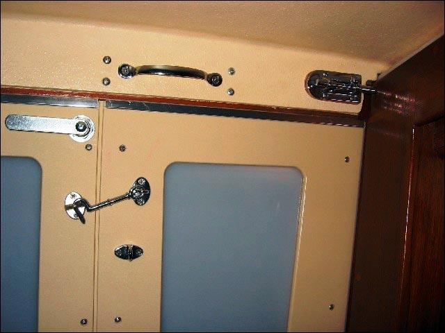 Sliding Hatch Door : Boat doors sliding sunseeker meter yacht saloon seen